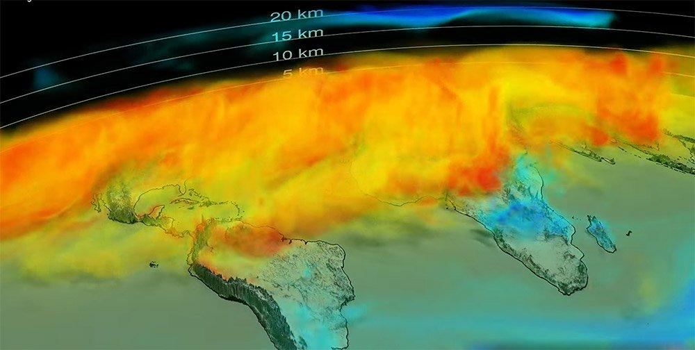 Treibhausgas-Werte-auf-Rekordhoch